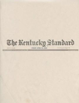 Kentucky Standard – April 2004