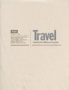 Lexington Herald – February 1999