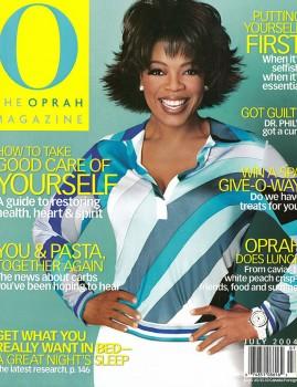 O Magazine – July 2004