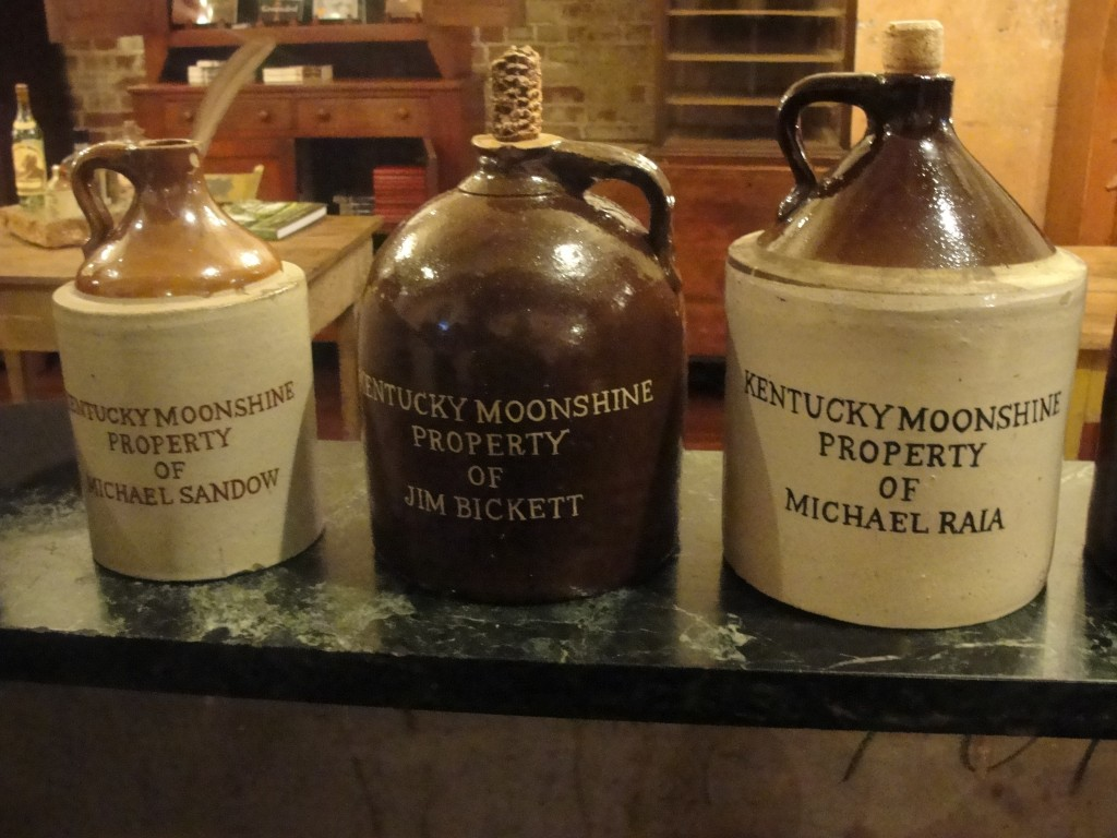 Personalized Kentucky Moonshine Jugs