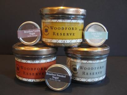 Woodford Reserve Sugars