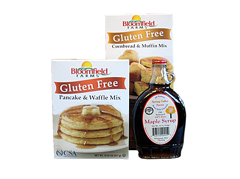 Kentucky Gluten-Free Breakfast