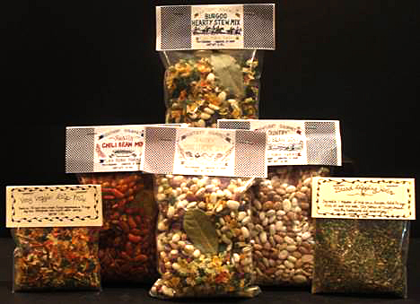 Flag Fork Packaged Mixes