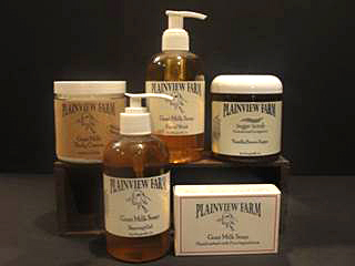 Plainview Farms Body Products