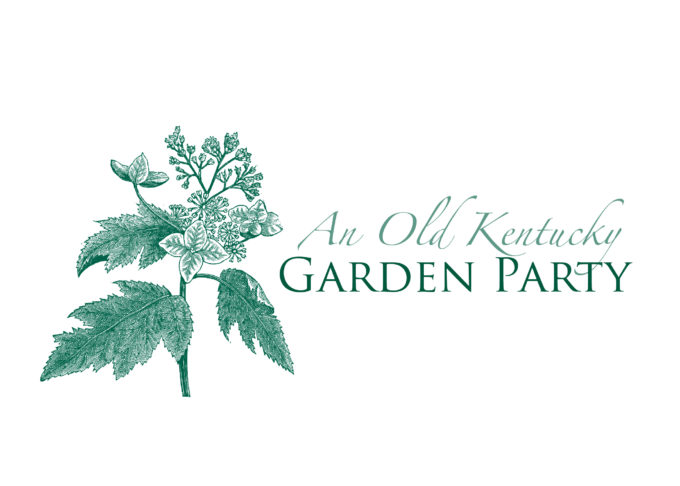 Save The Date For An Old Kentucky Garden Party