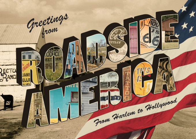 ROADSIDE AMERICA: FROM HARLEM TO HOLLYWOOD At The Carnegie Center For Literacy & Learning