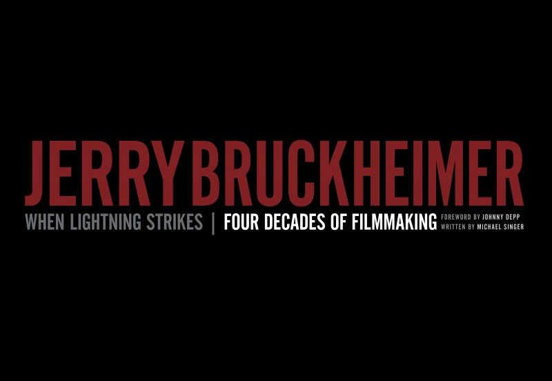 Book Signing On Saturday, July 5th With Jerry Bruckheimer