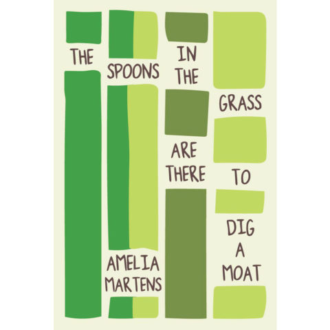 2014: The Spoons In The Grass Are There To Dig A Moat